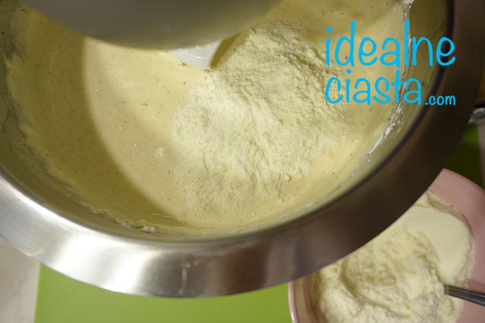 jak zrobic sernik z mlekiem w proszku