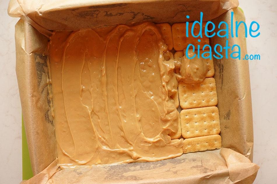jak zrobic ciasto z kajmakiem