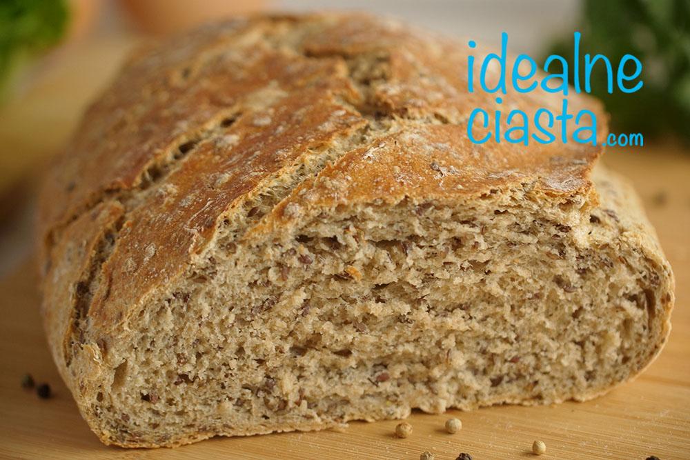 chleb nocny z garnka
