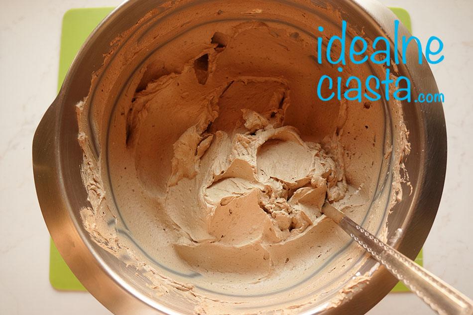 jak zrobic krem czekoladowy do tortu