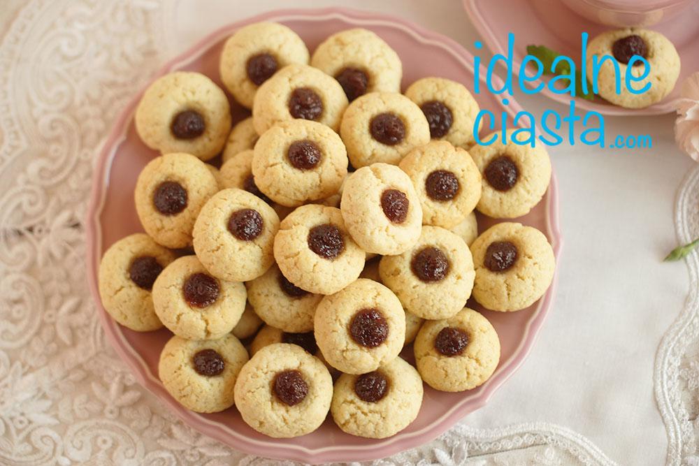 ciasteczka z dzemem