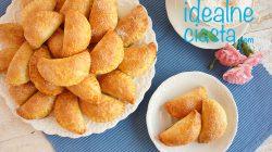 pieczone pierozki z serem