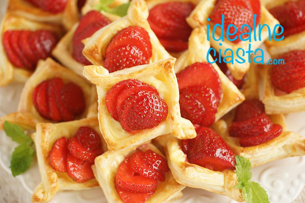 ciastka francuskie