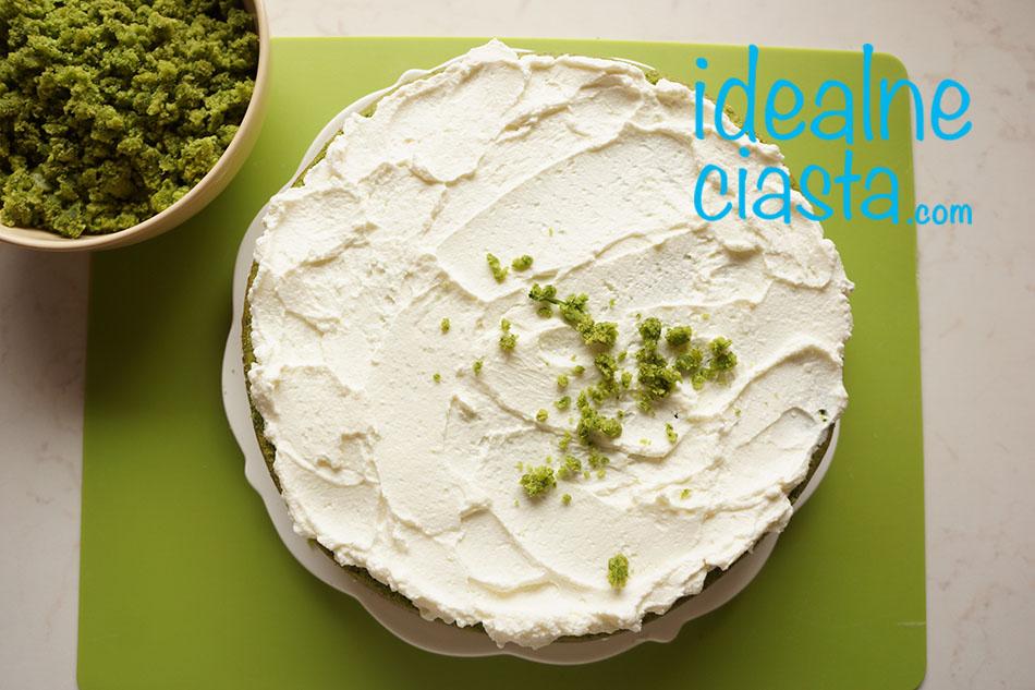 jak zrobic ciasto leśny mech