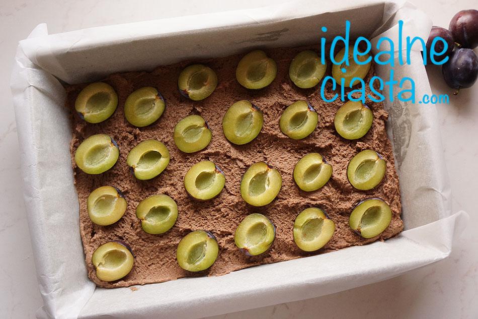jak zrobic ciasto ze sliwkami