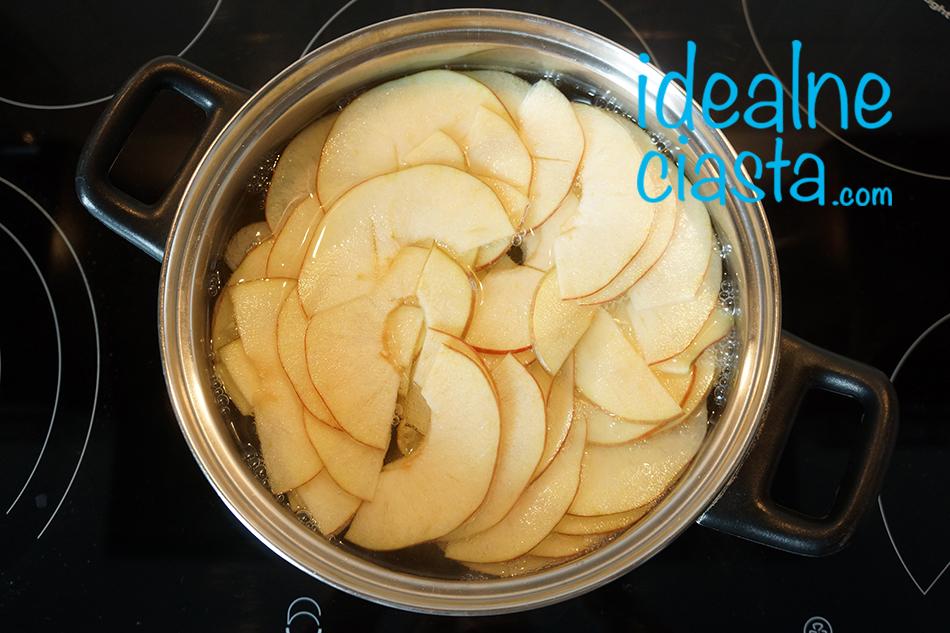jak przygotować jabłka do ciasta