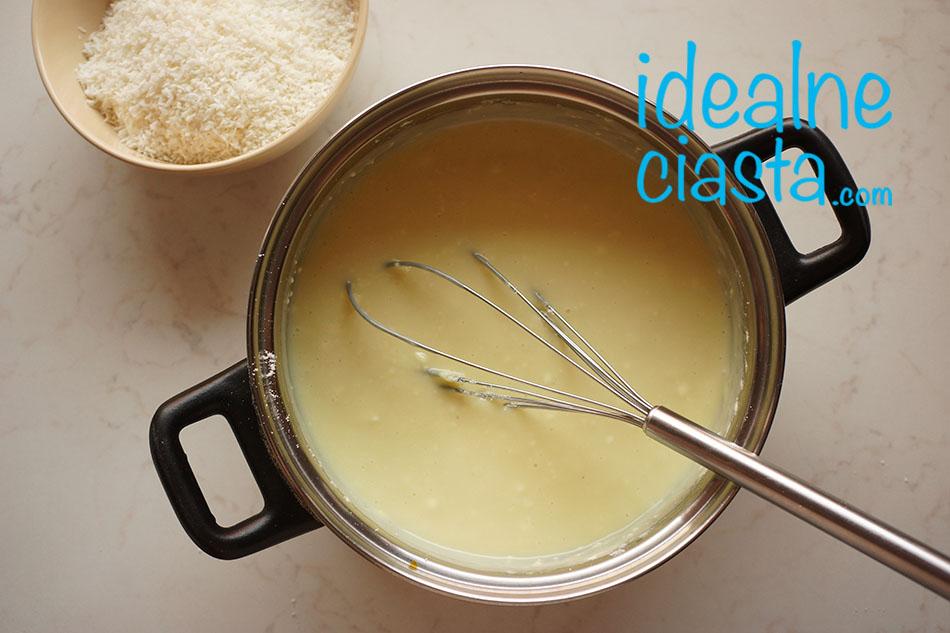 jak zrobic krem z mleka w proszku