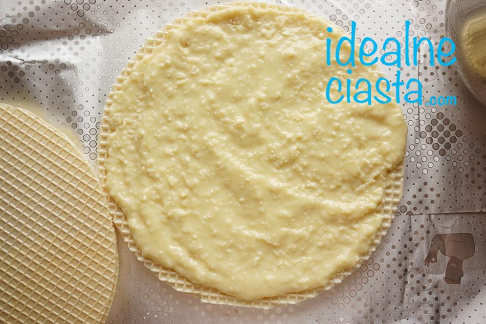 jak zrobic wafle z kremem