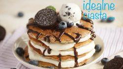 oreo pancakes przepis