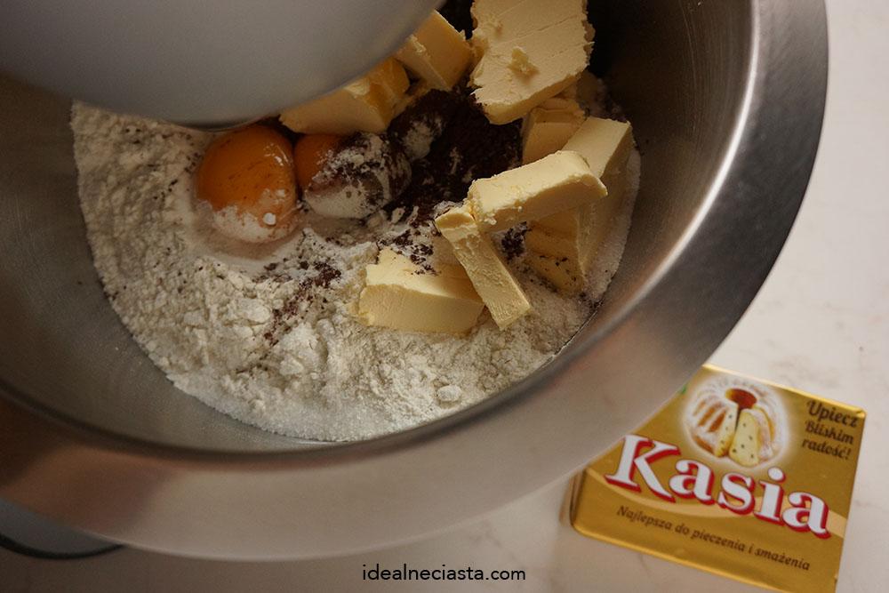 jak zrobic ciasto do sernika