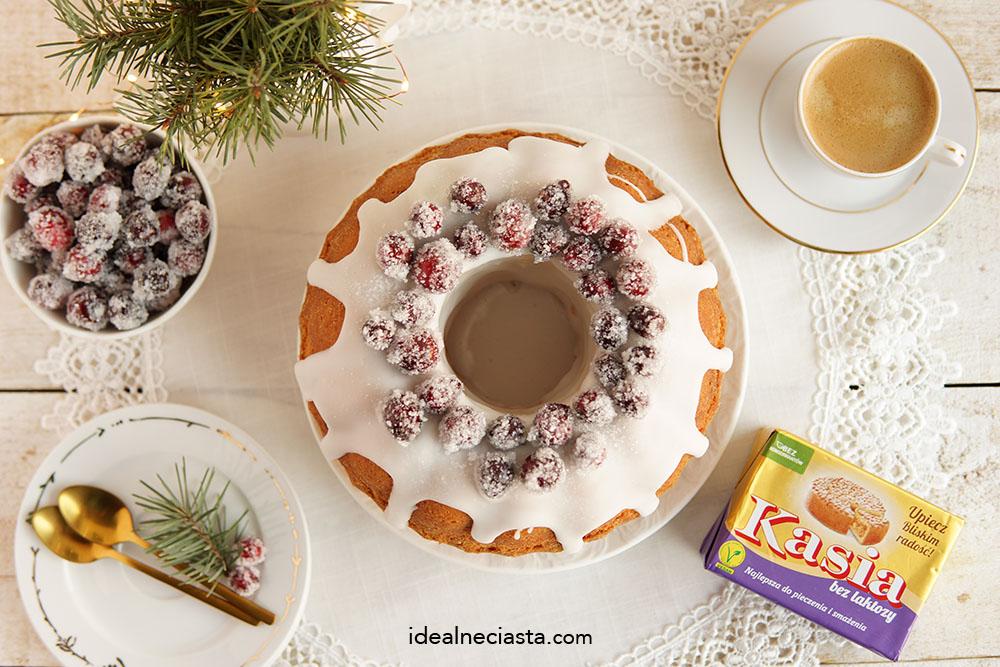 ciasto bez laktozy