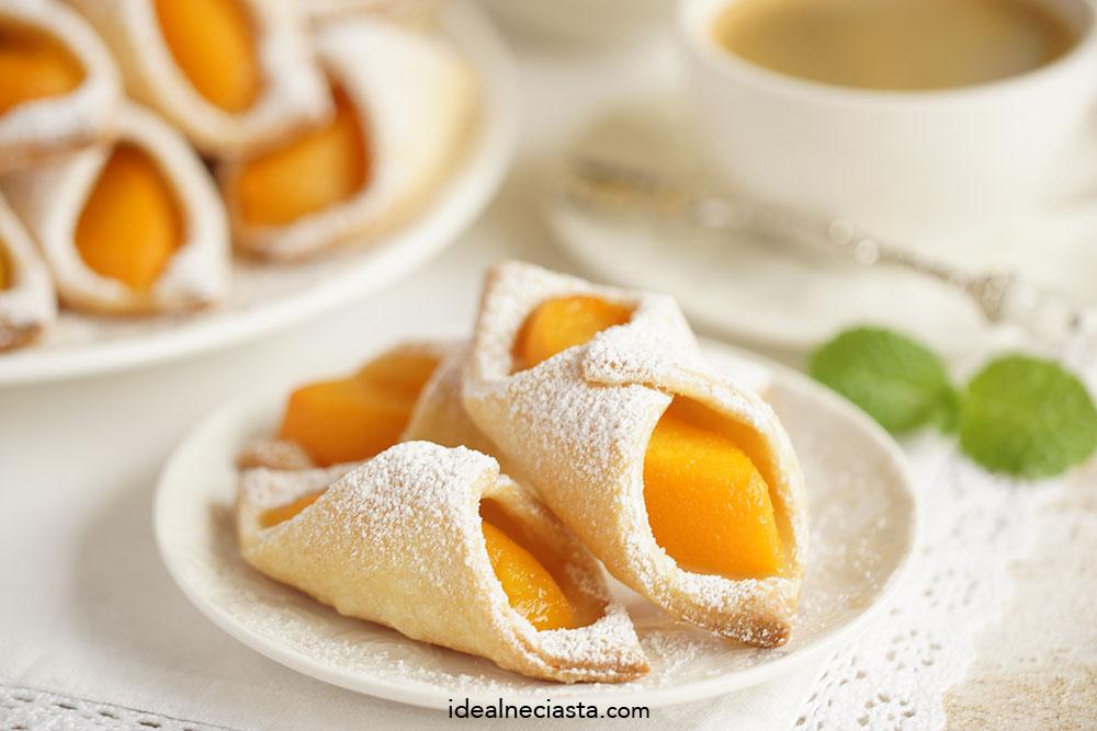 latwe ciasteczka z owocami przepis
