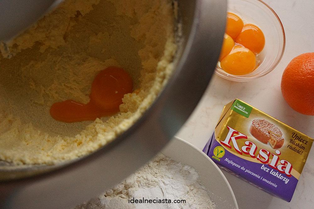 jak zrobic odwrócone ciasto pomarańczowe