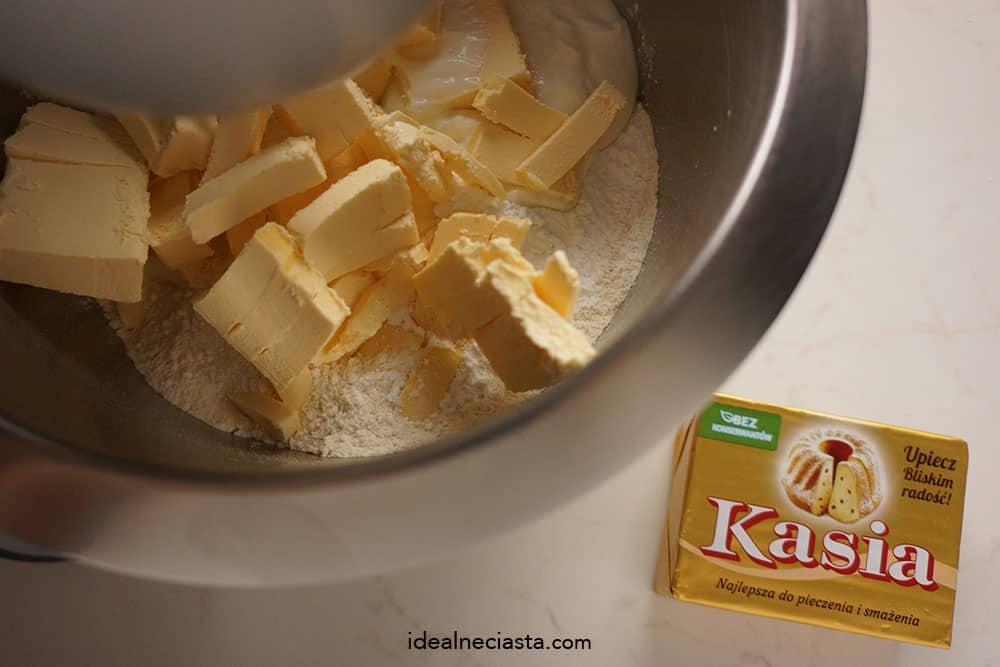 jak zrobic ciasto bez jajek