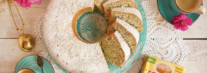 ciasto makowo-kokosowe na białkach