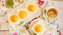 sernik jajko sadzone