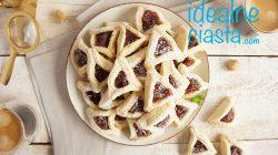 trójkątne ciasteczka z marmolada