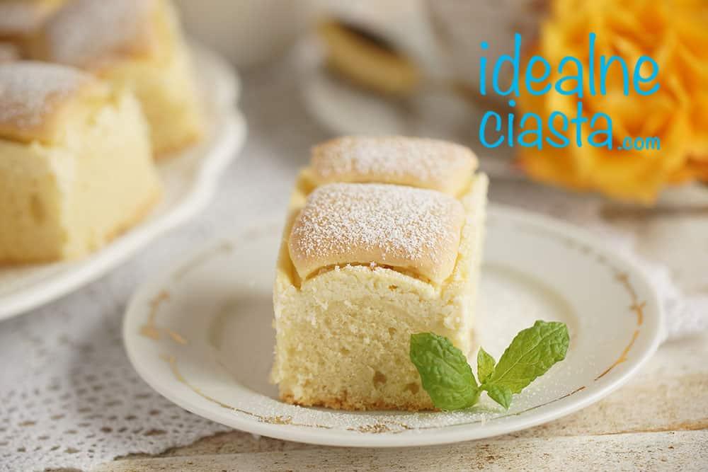 przepis an ciasto waniliowe