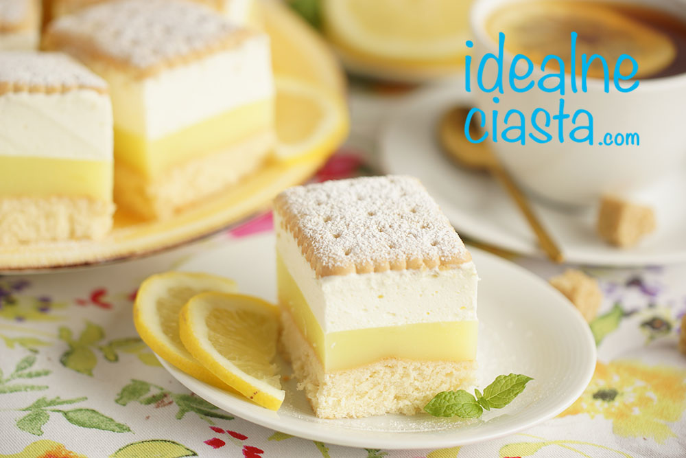 ciasto z masa cytrynowa