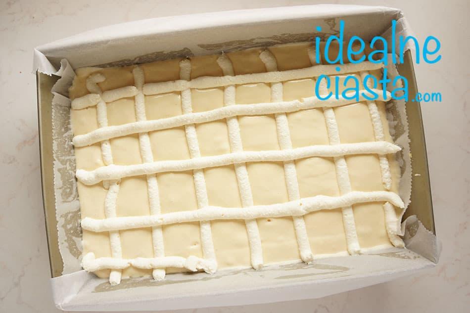 jak upiec ciasto z serem