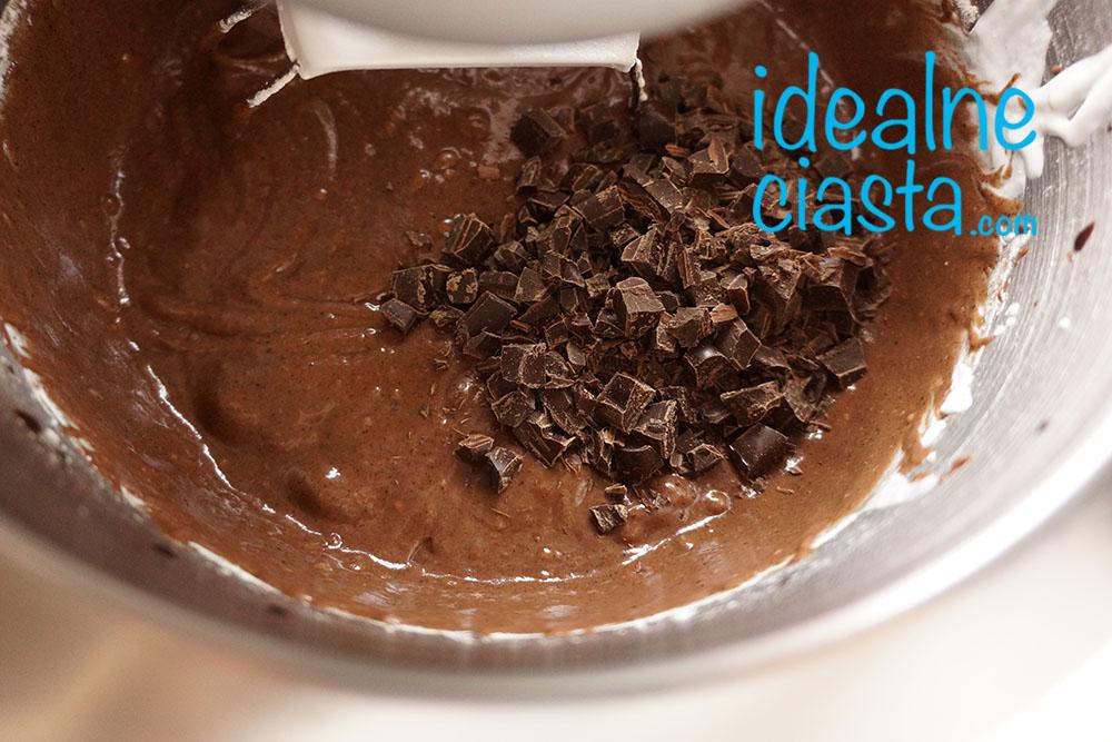 jak zrobic ciasto czekoladowe
