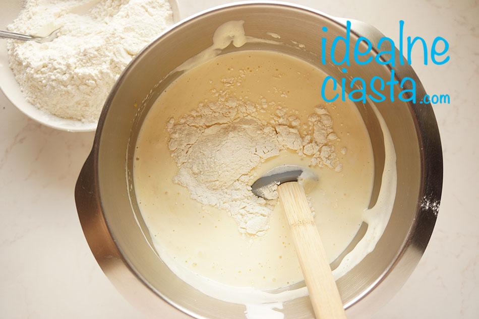 jak zrobic ciasto jogurtowe