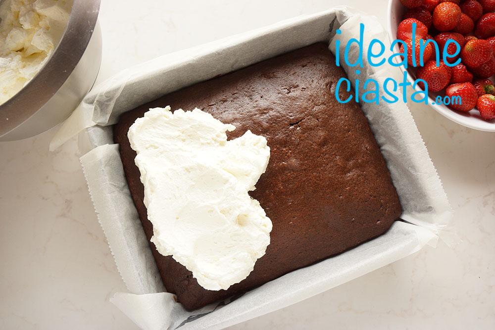 jak zrobic ciasto z bita Å›mietana