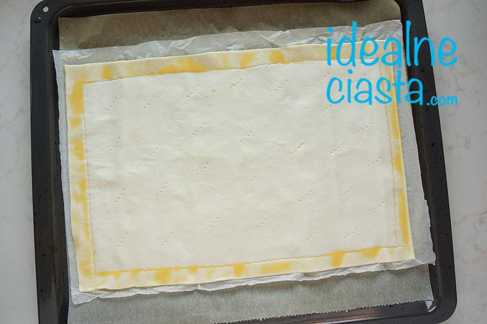 jak zrobic tarte z ciasta francuskiego