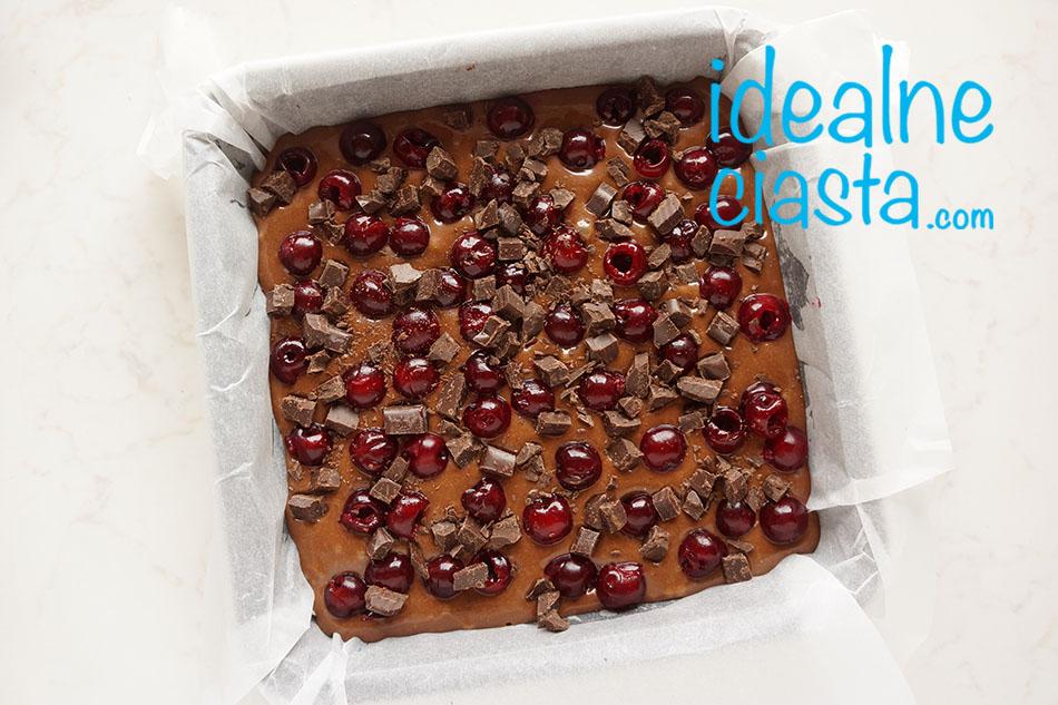 jak upiec ciasto czekoladowe