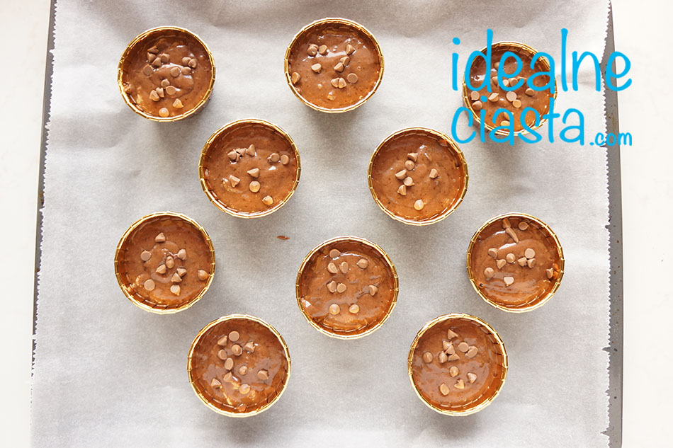 jak upiec muffinki czekoladowe