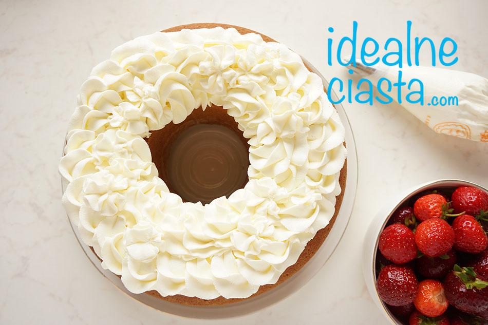 jak zrobic ciasto z kremem