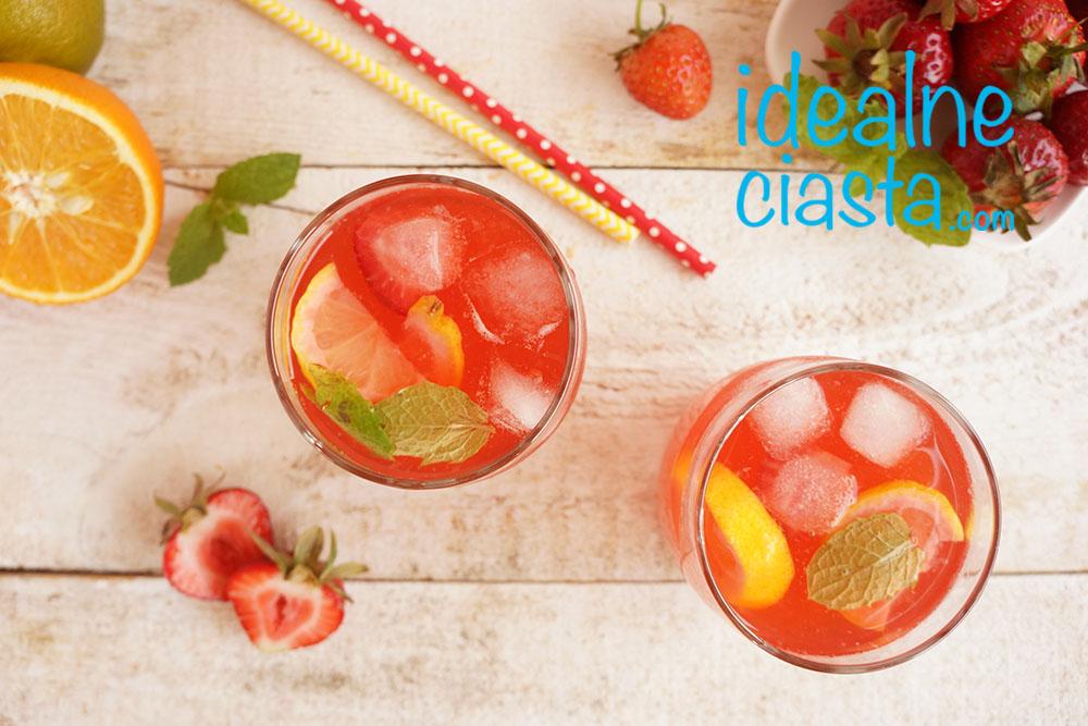 owocowy napój