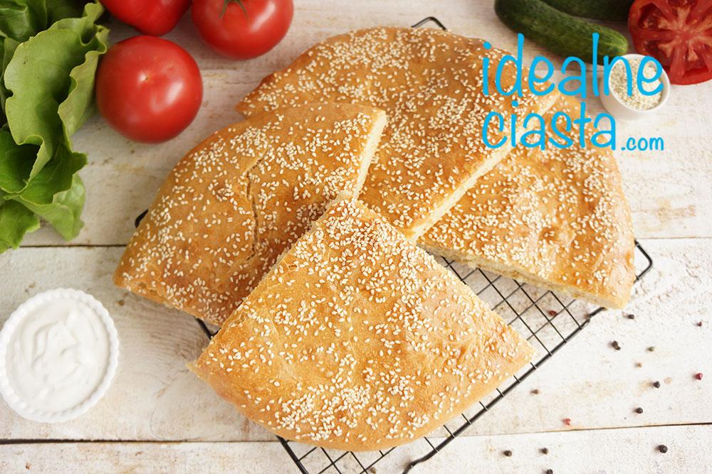 chlebki do kebaba