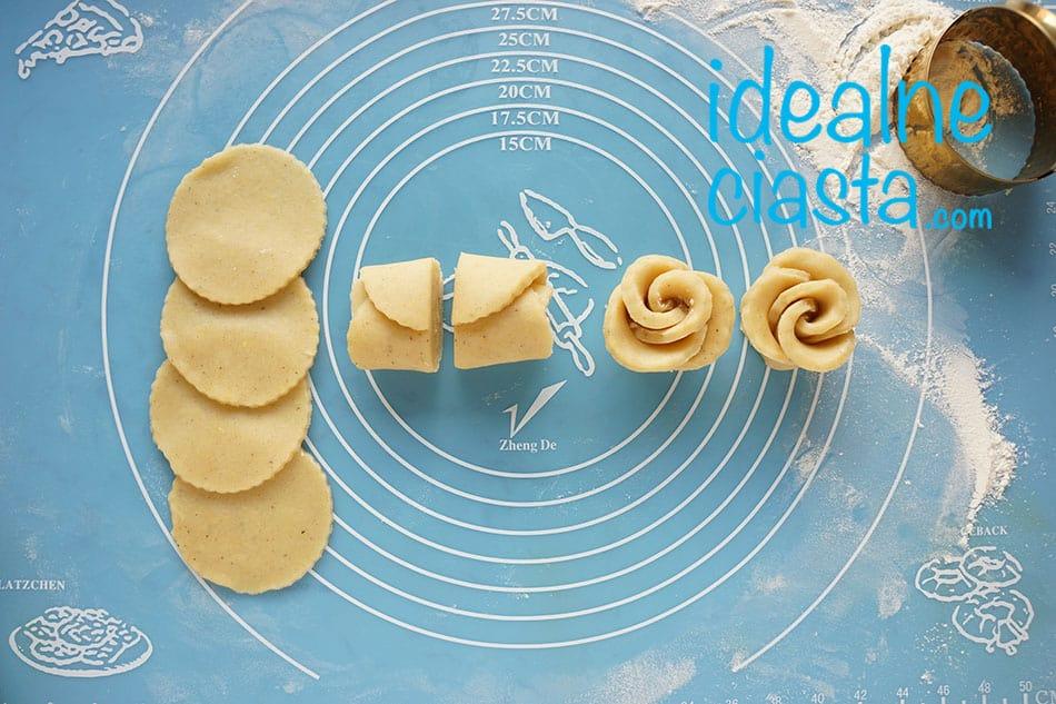 jak zrobic kruche ciasteczka z cukrem